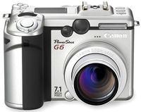 Canon PowerShot G6