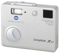 Konica Minolta DiMAGE X31